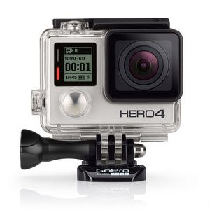 Экшн камера gopro hero4 silver edition adventure